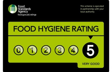 Croft House Food Hygiene Rating